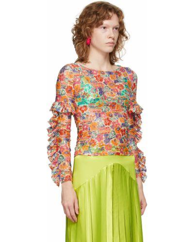 Koszula w kwiaty Collina Strada