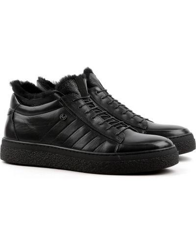 Ботинки - черные Arzoni Bazalini