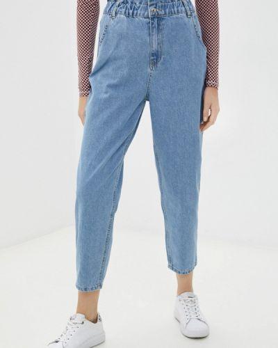 Голубые турецкие джинсы Defacto