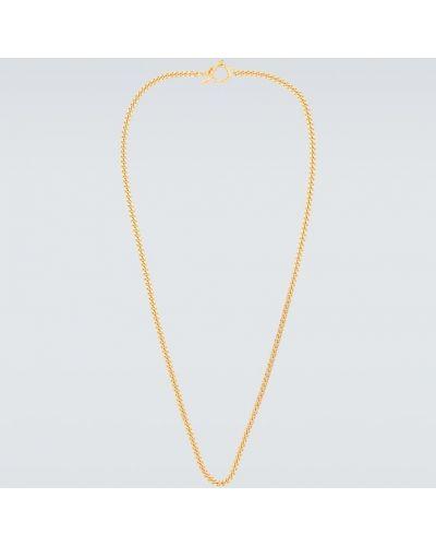 Серебряное ожерелье на крючках Elhanati
