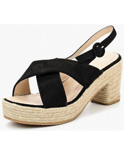 Эспадрильи черные Sweet Shoes