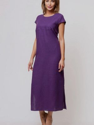 Летнее платье фиолетовый Gabriela