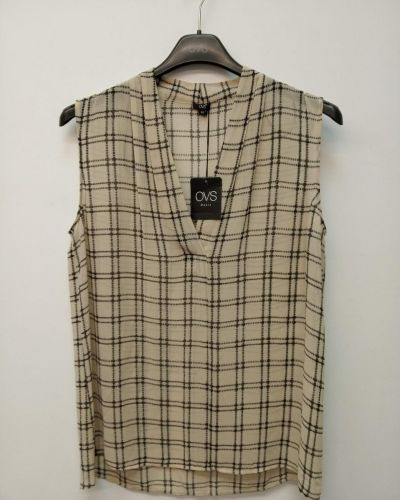Бежевая блузка Ovs