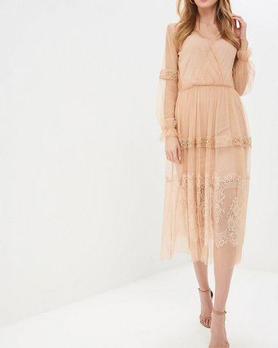 Платье прямое весеннее Imperial