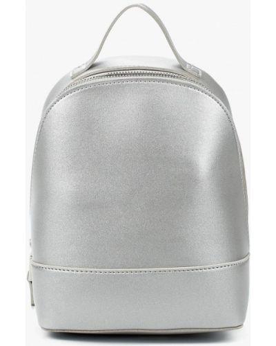 Рюкзак серебряного цвета Jennyfer