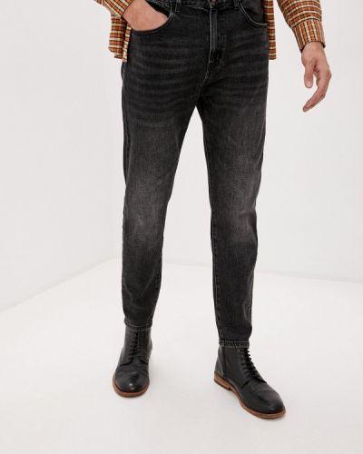 Зауженные серые джинсы-скинни Qwentiny