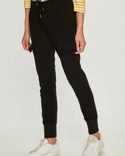 Брюки на резинке карго с карманами Pepe Jeans