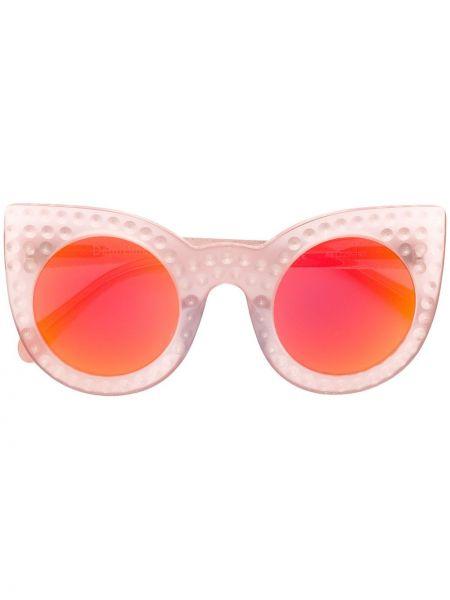 Прямые муслиновые солнцезащитные очки Delalle