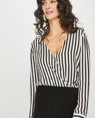 Блузка с манжетами с запахом Answear
