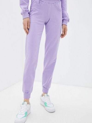 Фиолетовые спортивные брюки Mana