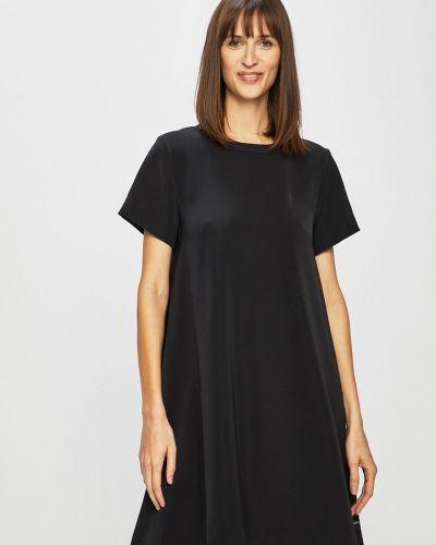 Джинсовое платье трапеция мини Calvin Klein Jeans