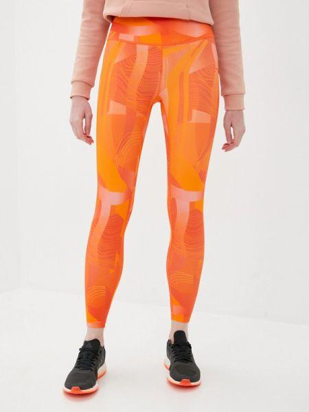 Оранжевые брюки Anta