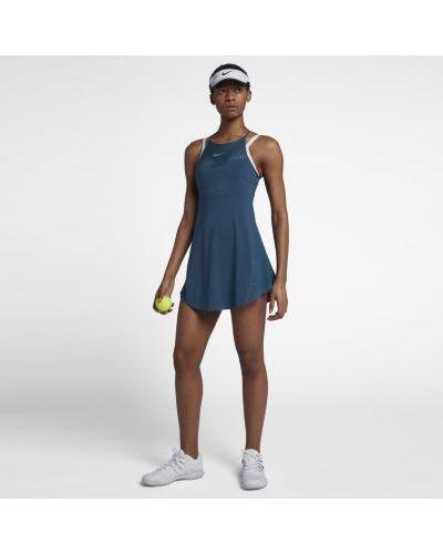 Платье на бретелях со вставками Nike
