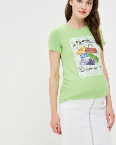Поло зеленый мамуля красотуля ..в ожидании чуда