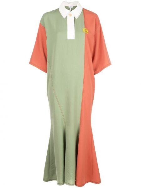 Платье мини миди классическое Loewe