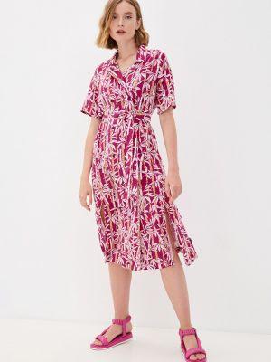 Фиолетовое весеннее платье Quiksilver