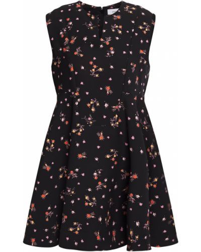 Платье мини - черное Carven