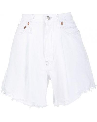 Białe szorty R13