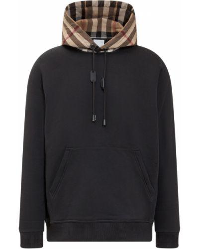 Sweter - czarny Burberry