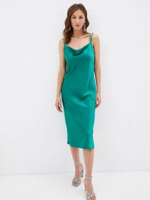 Зеленое платье-комбинация Trendyangel