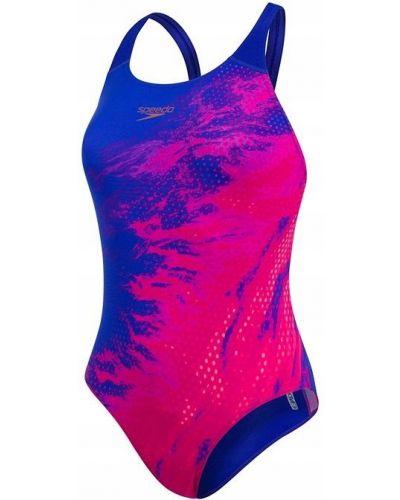 Różowy strój kąpielowy Speedo