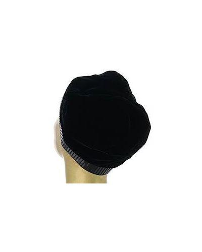 Берет черный Emporio Armani