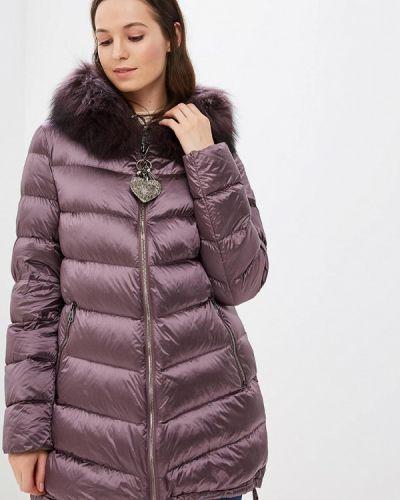 Зимняя куртка осенняя розовый Betty Barclay