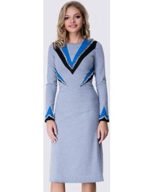 Вечернее платье - голубое Anushka By Anna Pavlova