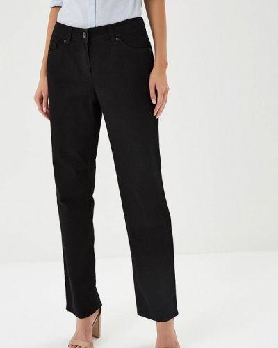 Черные прямые джинсы Gerry Weber