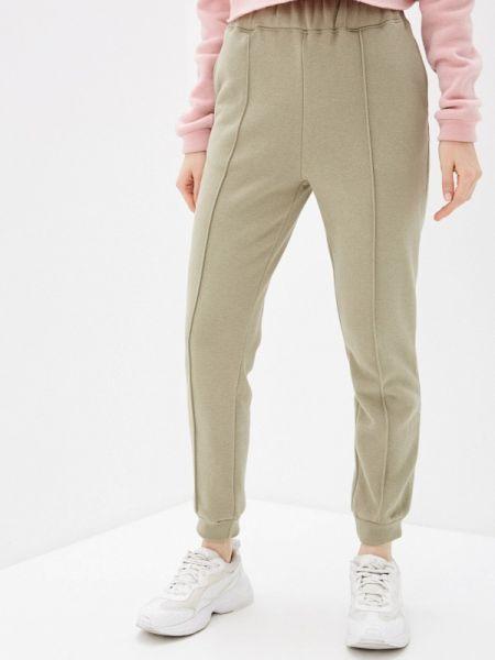 Спортивные брюки зеленый хаки Sela