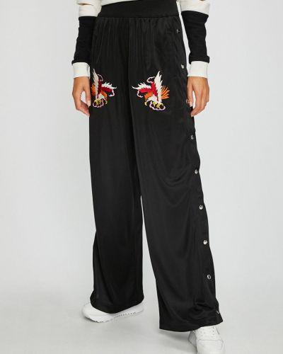 Спортивные брюки с завышенной талией на резинке Diesel