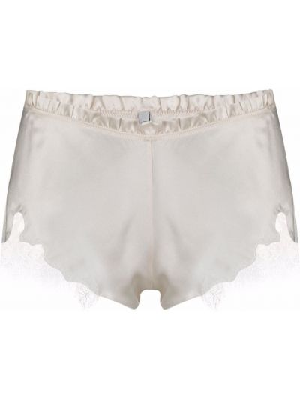 Кружевные шорты - белые Carine Gilson
