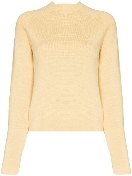 Желтый свитер Carcel