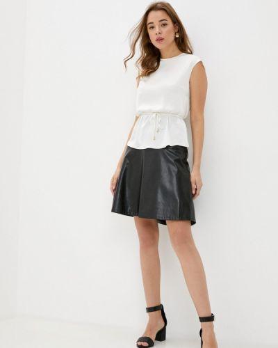 Белая блузка без рукавов Mari Vera