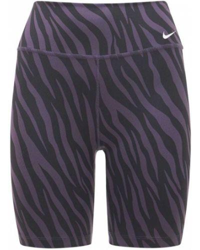 Flanelowa czarny szorty na gumce Nike