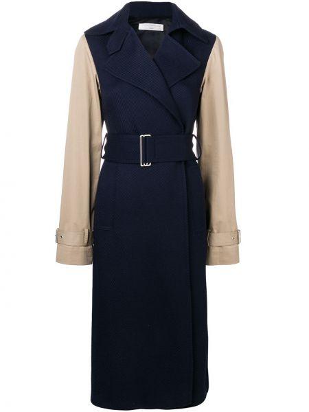 Пальто классическое с капюшоном Victoria Beckham