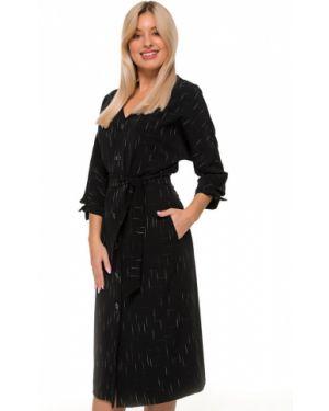 Платье с поясом летучая мышь платье-сарафан Nikol