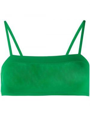 Зеленые тонкие бикини на бретелях Eres