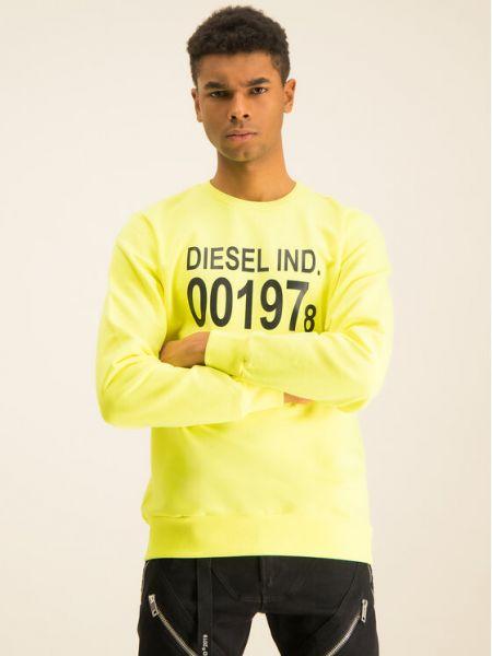 Dres - żółty Diesel