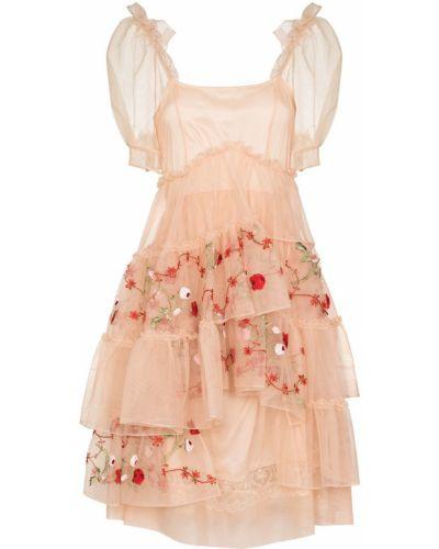 Платье на молнии Simone Rocha