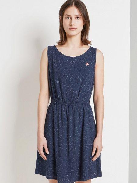 Джинсовое платье Tom Tailor Denim