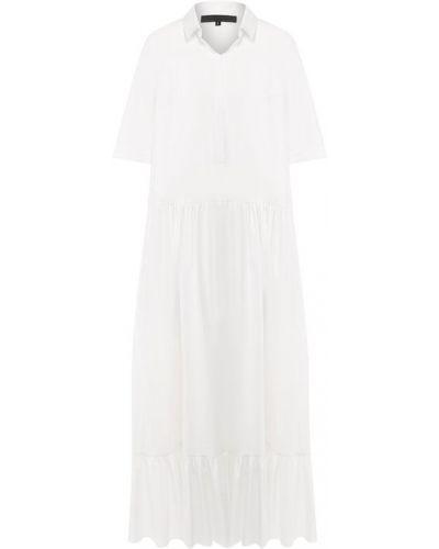 Вечернее платье платье-рубашка Tegin