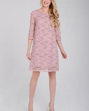 Платье с V-образным вырезом на торжество Zip-art