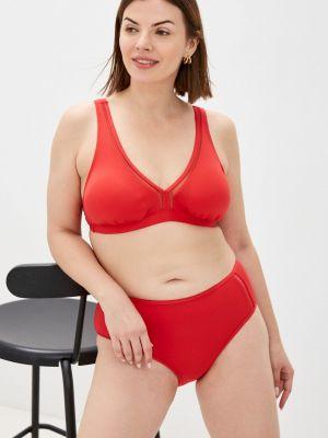 Красный зимний купальник Winzor
