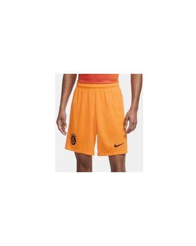 Футбольные кожаные шорты Nike