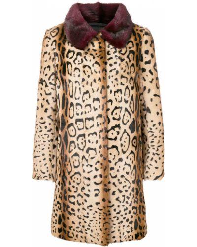 Длинное пальто с капюшоном S.w.o.r.d 6.6.44