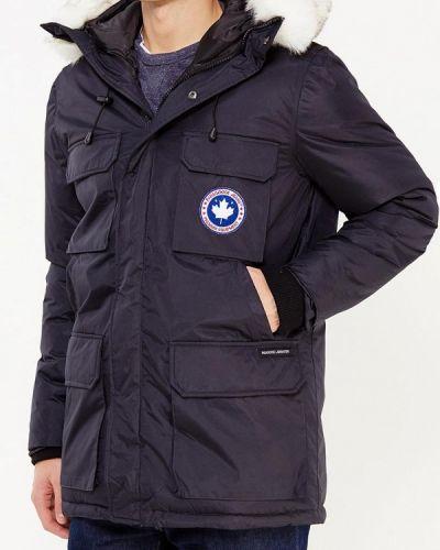 Утепленная куртка демисезонная осенняя Paragoose