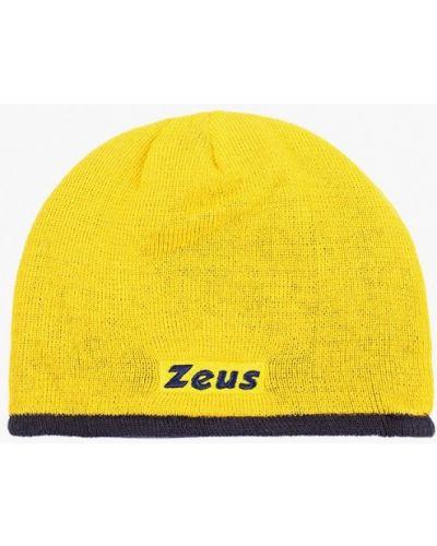 Желтая шапка Zeus