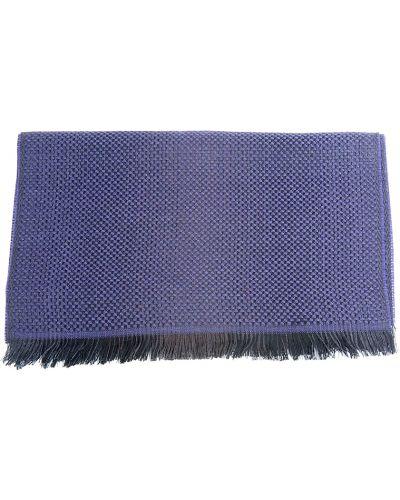 Шарф итальянский фиолетовый Lagerfeld