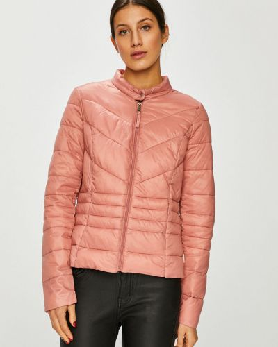 Стеганая куртка с карманами утепленная Vero Moda